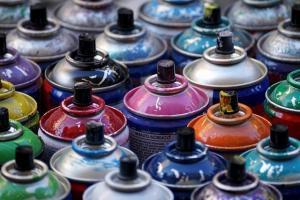 Graffiti Spraydosen kaufen